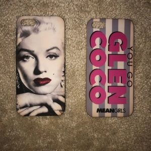 iPhone 5/5s Hard Cases